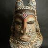 maska hełmowa Kuba Horned